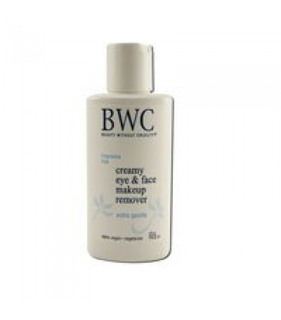 [Beauty Without Cruelty] Facial Care Eye Make-up Remover, Creamy