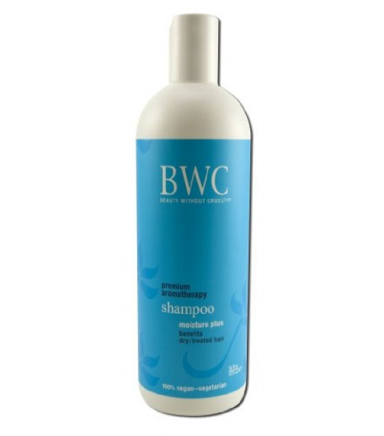 [Beauty Without Cruelty] Hair Care Shampoo, Moisture Plus