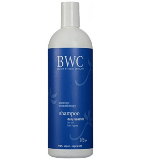 [Beauty Without Cruelty] Hair Care Shampoo, Daily Benefits