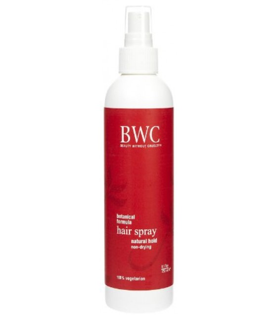 [Beauty Without Cruelty] HAIR SPRAY,NATURAL HOLD