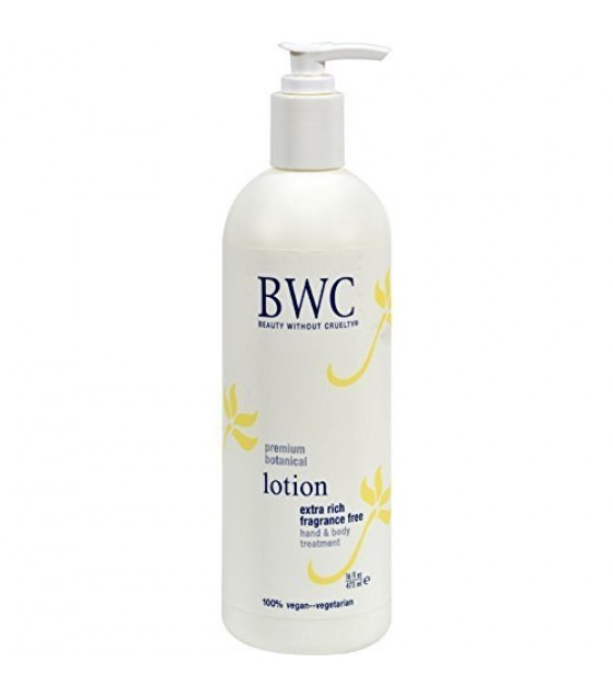 [Beauty Without Cruelty] BODY LOTION,X-RICH,F/F