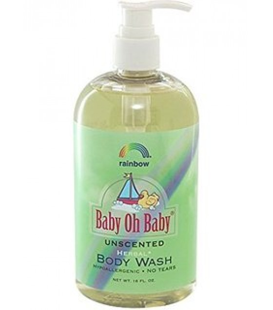 [Rainbow Research] Baby Oh Baby Body Wash
