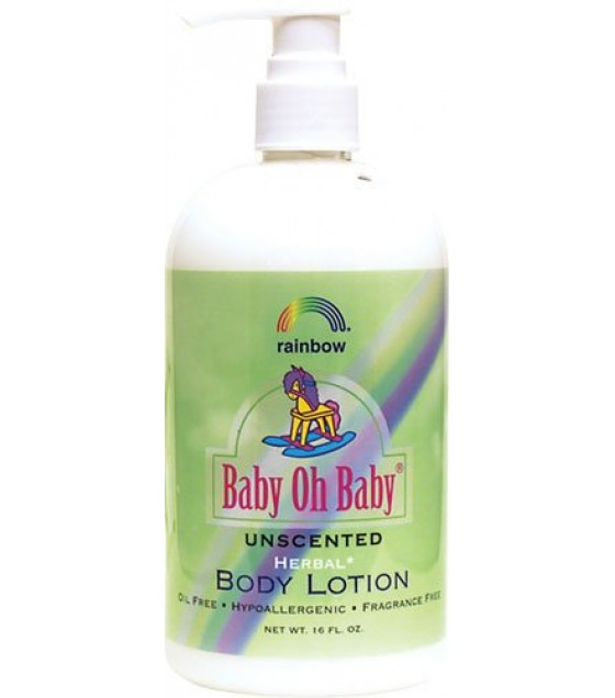 [Rainbow Research] BABY LOTION,UNSCENTED