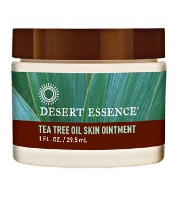 [Desert Essence] Body Care Ointment, Tea Tree Oil