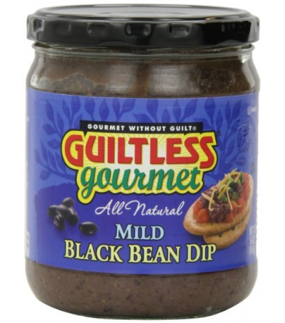 [Guiltless Gourmet] Dips Black Bean, Mild
