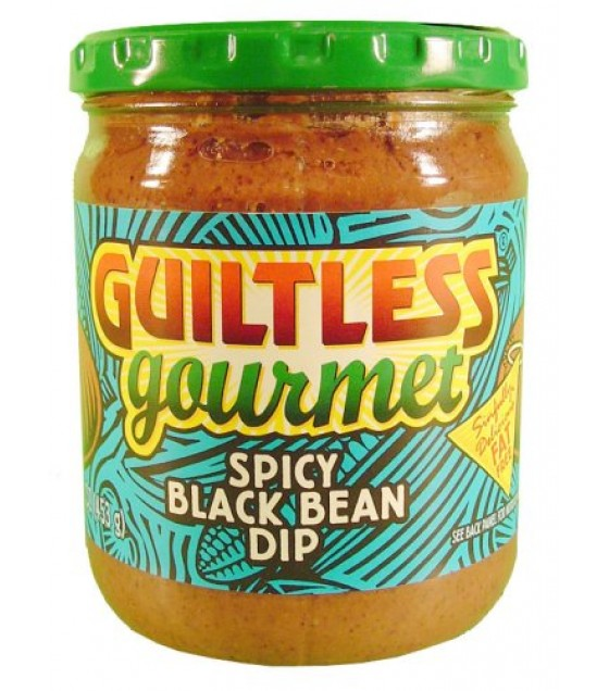 [Guiltless Gourmet] Dips Black Bean, Spicy