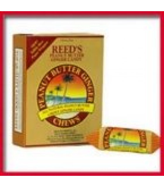 [Reed`S Inc.] Candy Peanut Butter Ginger Chews