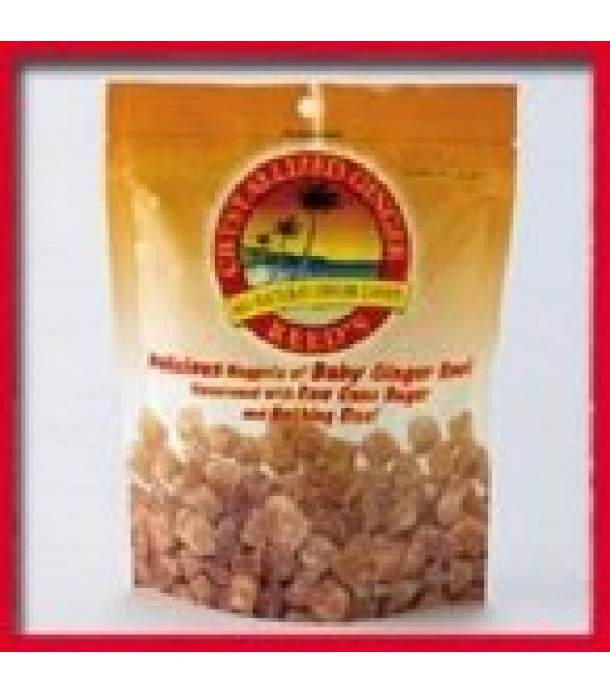 [Reed`S Inc.] Crystallized Ginger Diced, Zip Lock Bags