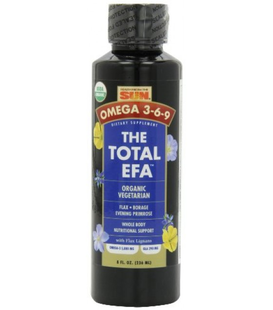 [Health From The Sun] Combination Oils Total EFA Vegetarian/Lignan
