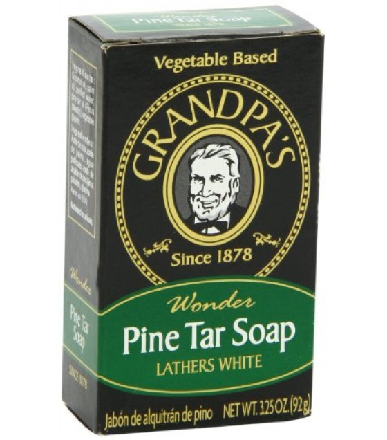 [Grandpa Soap Co] Soap Wonder Pine Tar