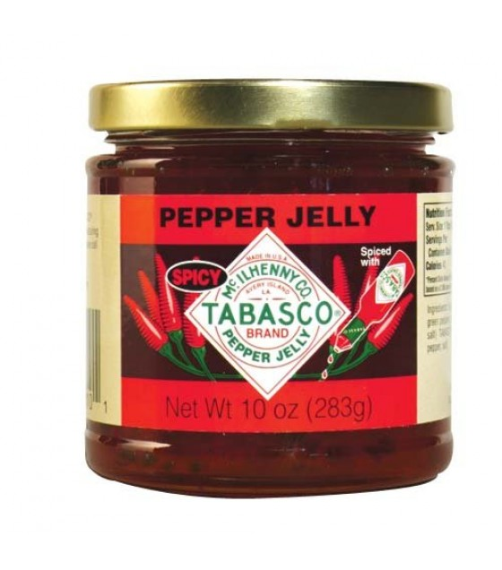 [Tabasco] Preserves/Honey/Syrups Jellies Pepper Jelly, Spicy