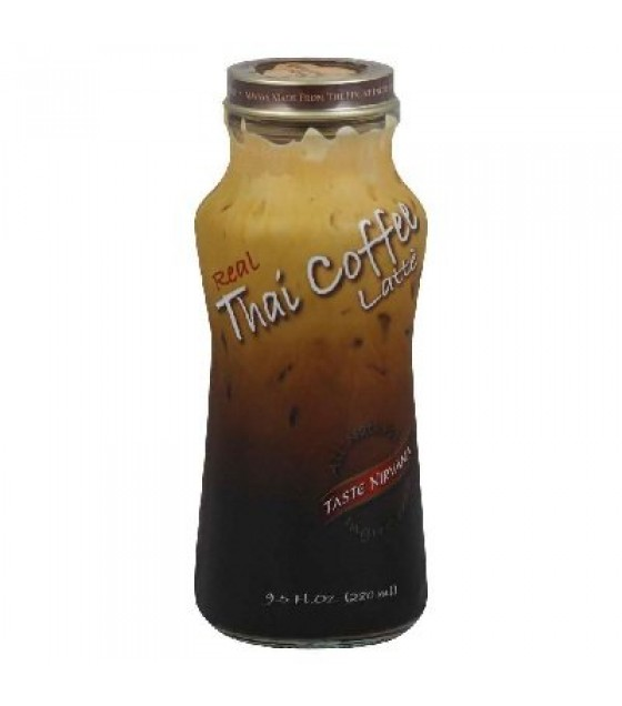 [Taste Nirvana] All Natural Beverages Thai Coffee