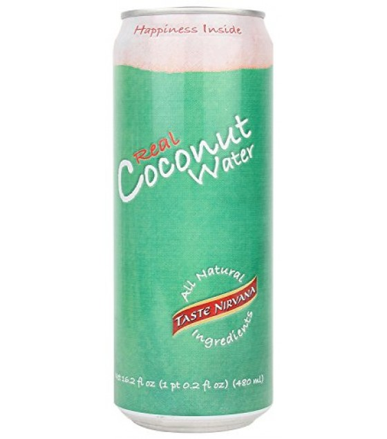 [Taste Nirvana] All Natural Beverages Real Coconut Water