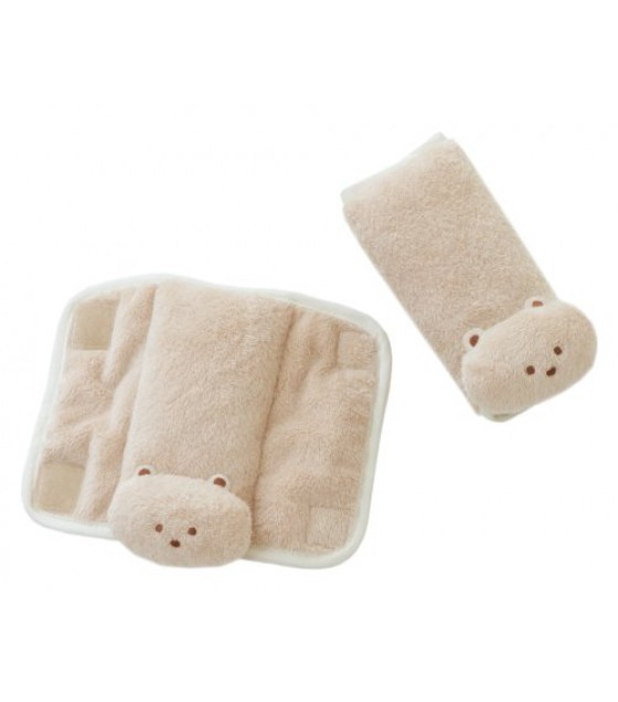 [Summer Infant]  Cushystraps Ivry Teddy Br