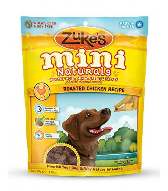 [Zuke`S] Dog Treats Mini Naturals, Chicken