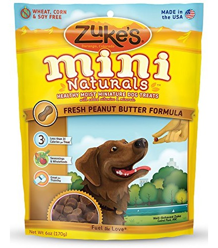 [Zuke`S] Dog Treats Mini Naturals, Peanut Butter