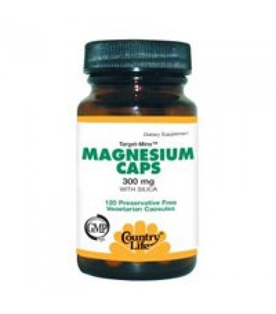 [country Life Vitamins] Target Mins Magnesium