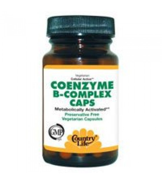 [country Life Vitamins] Coennzyme B-complex