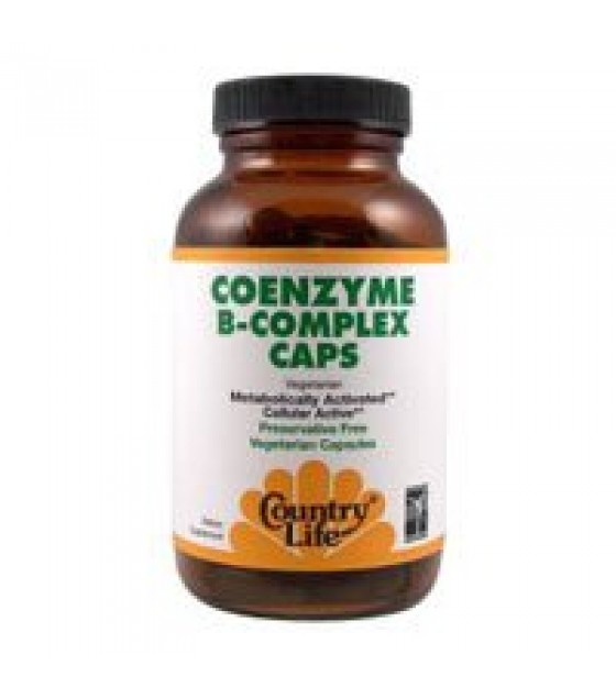 [country Life Vitamins] Coenzyme B-complex