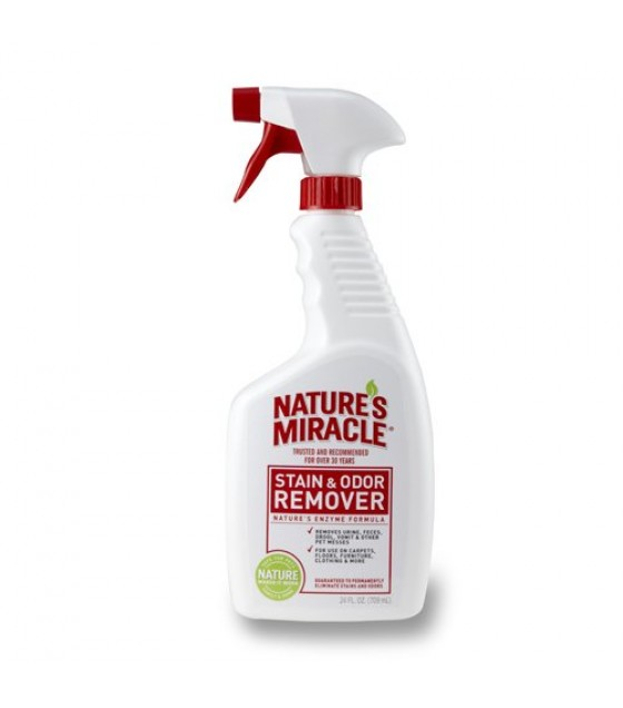 [Nature`S Miracle]  Stain & Odor Remover w/ Trigger Spray