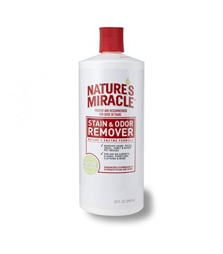 [Nature`S Miracle]  Stain & Odor Remover