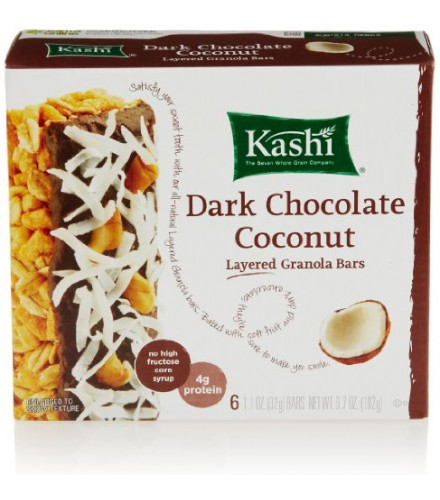 [Kashi] Snack Bars TLC Fruit & Grain, Chocolate Coconut