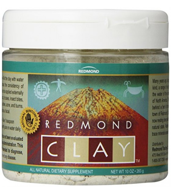 [Redmond Clay]  Clay