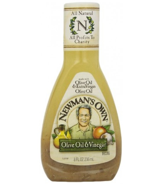 [Newman`S Own] Dressings Olive Oil & Vinegar Salad Dressing