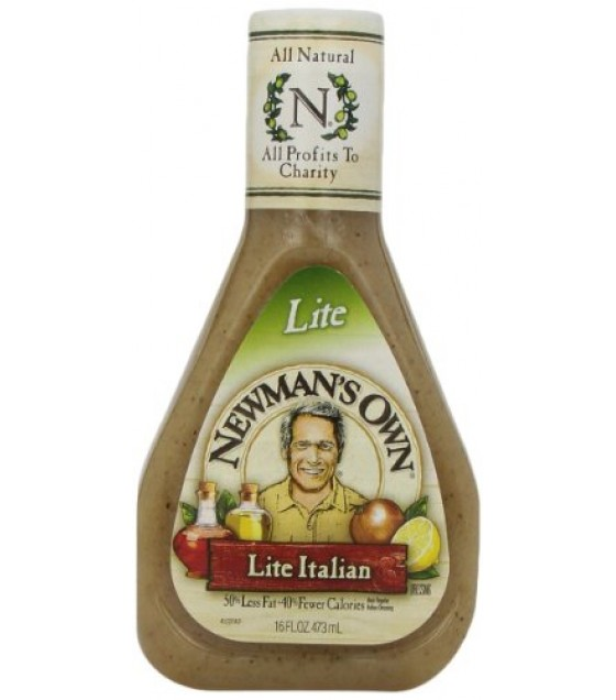 [Newman`S Own] Dressings Light Italian