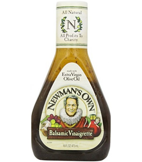 [Newman`S Own] Dressings Balsamic Vinaigrette