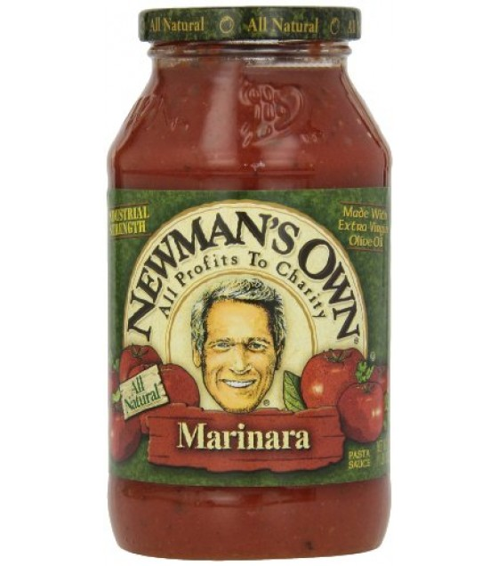 [Newman`S Own] Pasta Sauces Marinara Sauce