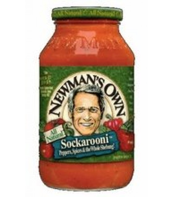 [Newman`S Own] Pasta Sauces Sockrooni