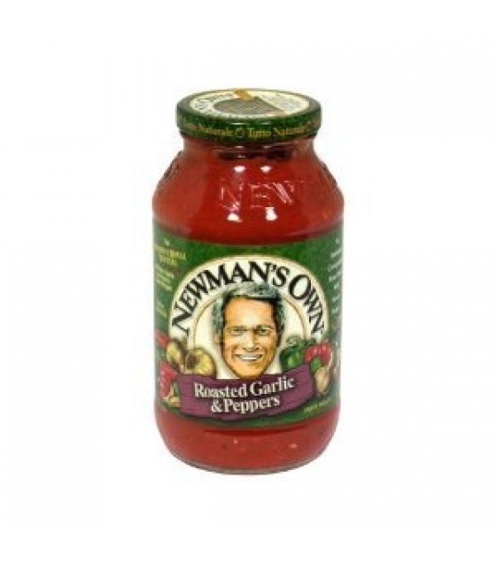 [Newman`S Own] Pasta Sauces Garlic & Peppers