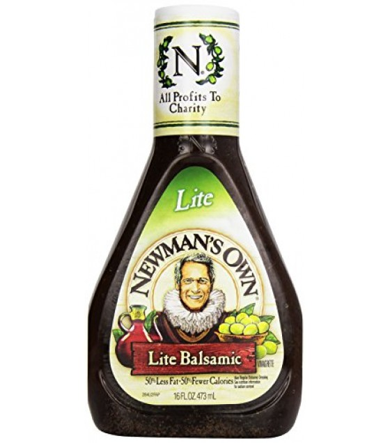 [Newman`S Own] Dressings Balsamic Vinaigrette, Light