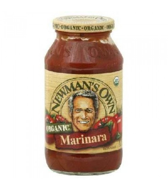 [Newman`S Own] Pasta Sauces Marinara  At least 95% Organic