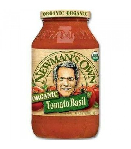 [Newman`S Own] Pasta Sauces Tomato Basil  At least 95% Organic