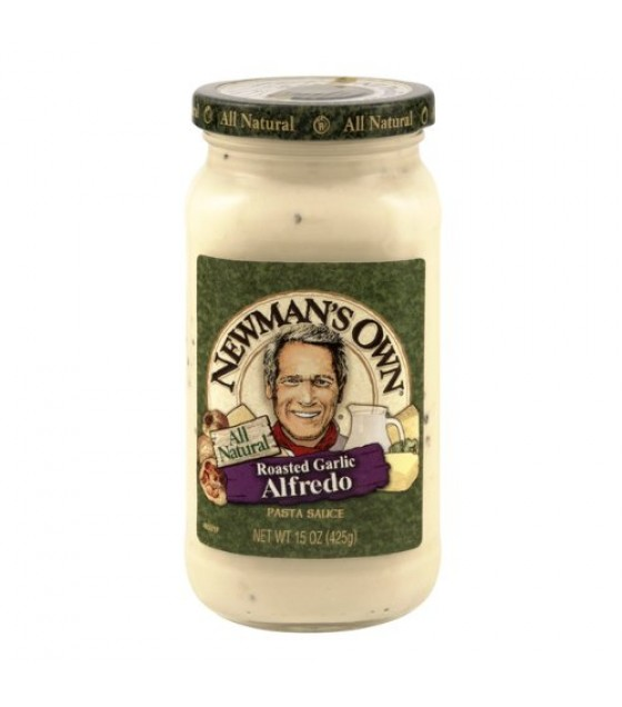 [Newman`S Own] Pasta Sauces Roasted Garlic Alfredo