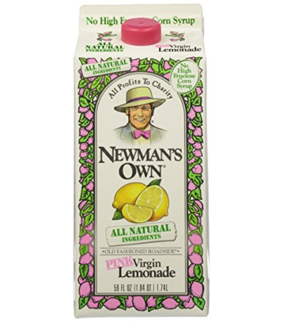 [Newman`S Own] Juices Pink Lemonade