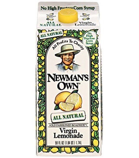 [Newman`S Own] Juices Lemonade
