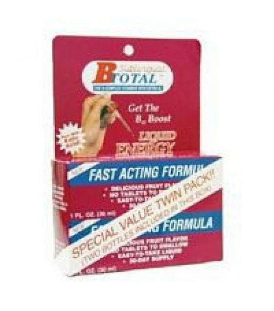 [Nutraceutical Solutions]  Sublingual B Total