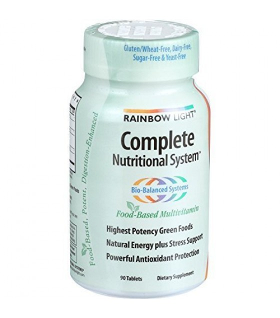 [Rainbow Light] Multiples Complete Nutritional System