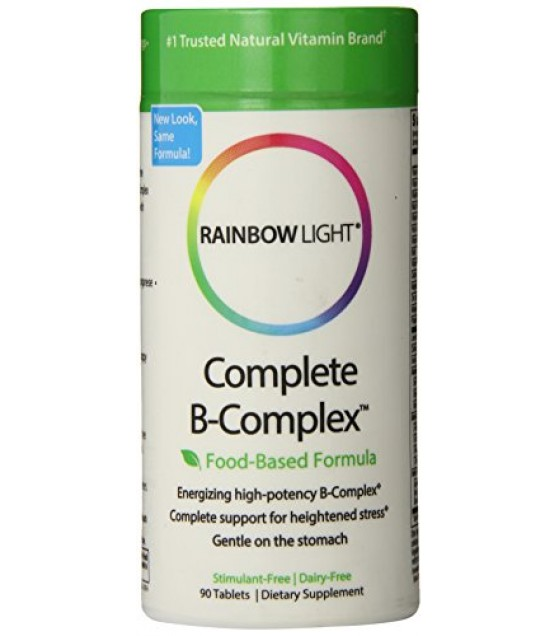 [Rainbow Light] Vitamins/Minerals/Antioxidants Complete B Complex