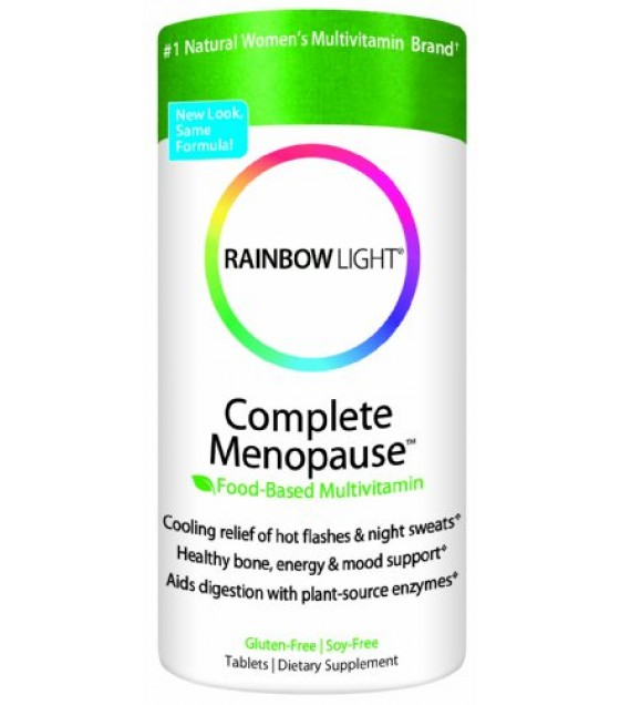 [Rainbow Light] Women & Children Complete Menopause Multivitamin