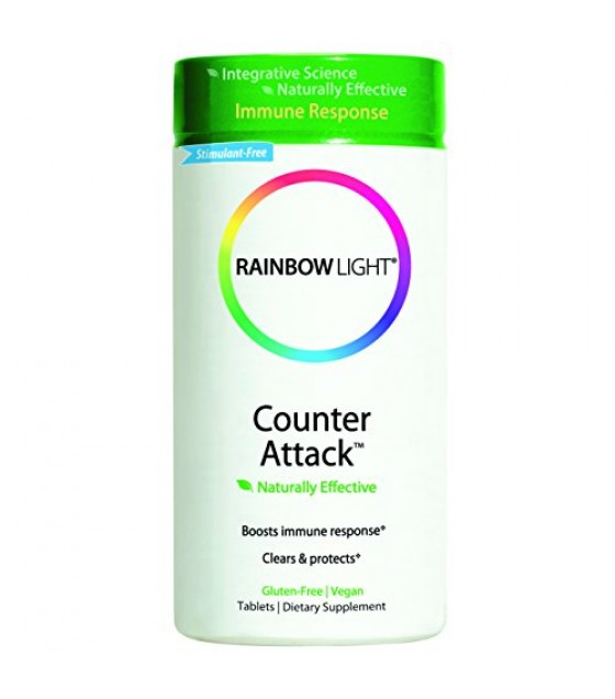 [Rainbow Light] Health Prescriptives Counter Attack