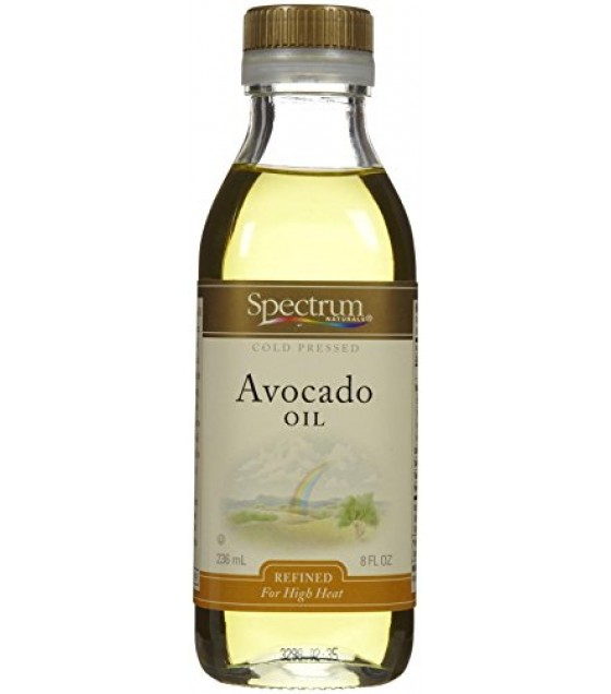 [Spectrum Naturals] Oils Avocado, Refined