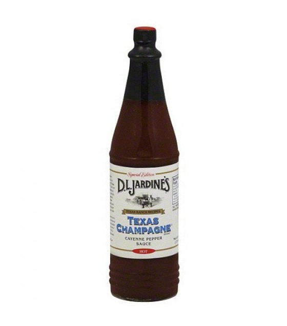[Jardines] Mexican/American Sauces Texas Champagne Cayenne Pepper