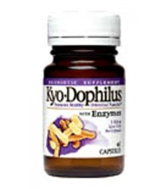 [Kyo*Dophilus]  With Enzymes
