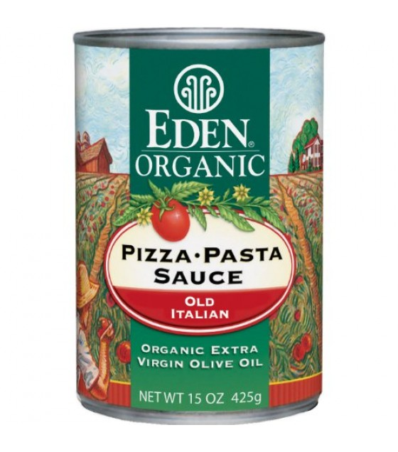 [Eden Foods] Tomato Products Pizza  & Pasta Sauce  100% Organic
