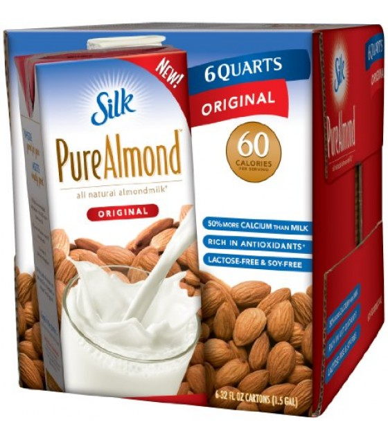 [White Wave] Silk Almond Milk Original