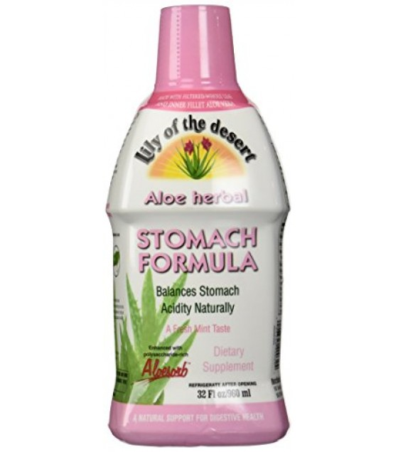 [Lily Of The Desert] Gels Herbal Stomach Formula